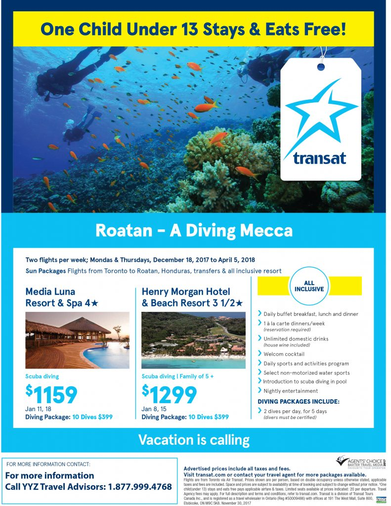 Roatan - A Diving Mecca