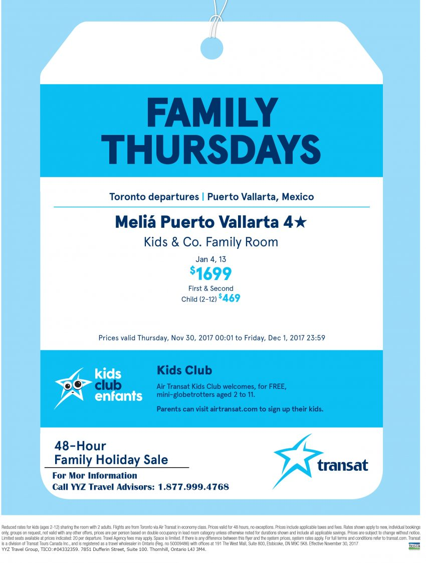 Family Thursdays: Puerto Vallarta, Mexico