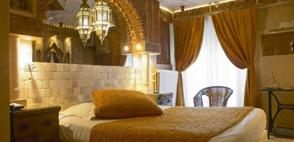 The Most Unusual World Hotels