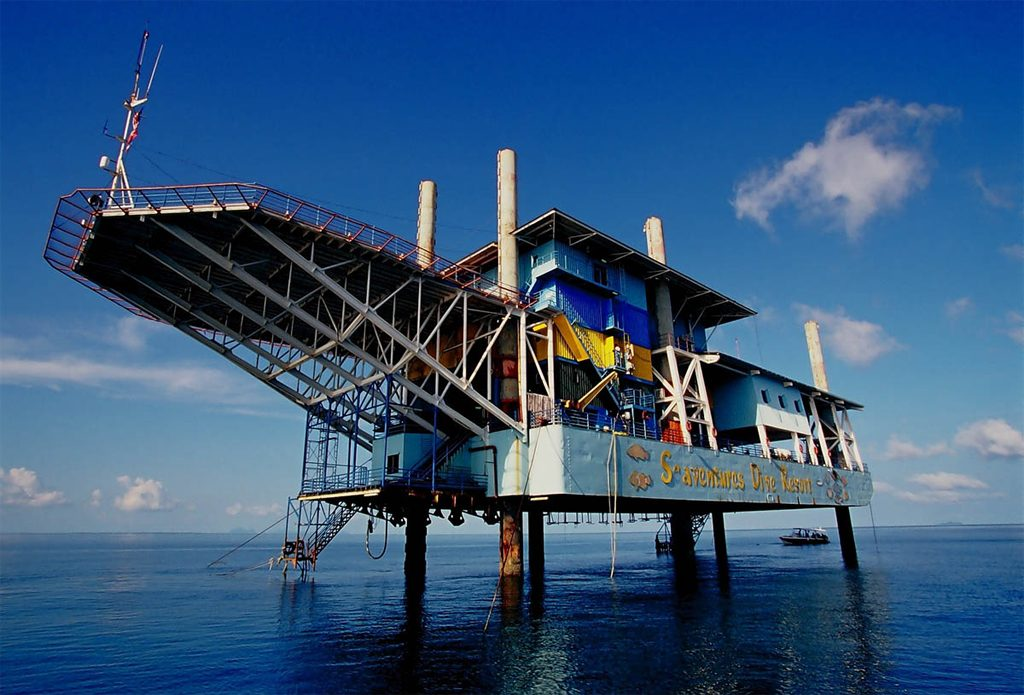 The Most Unusual World Hotels. Seaventures Dive Resort