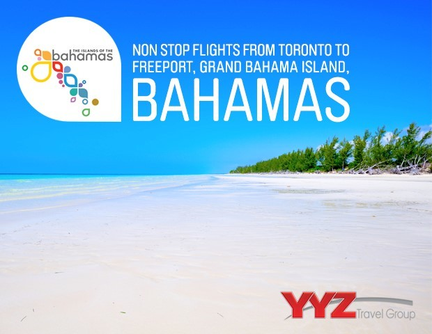 Non stop flights toronto freeport grand bahama island bahamas