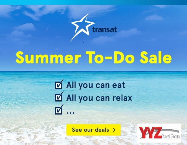 Summer To Do Sale YYZTravel