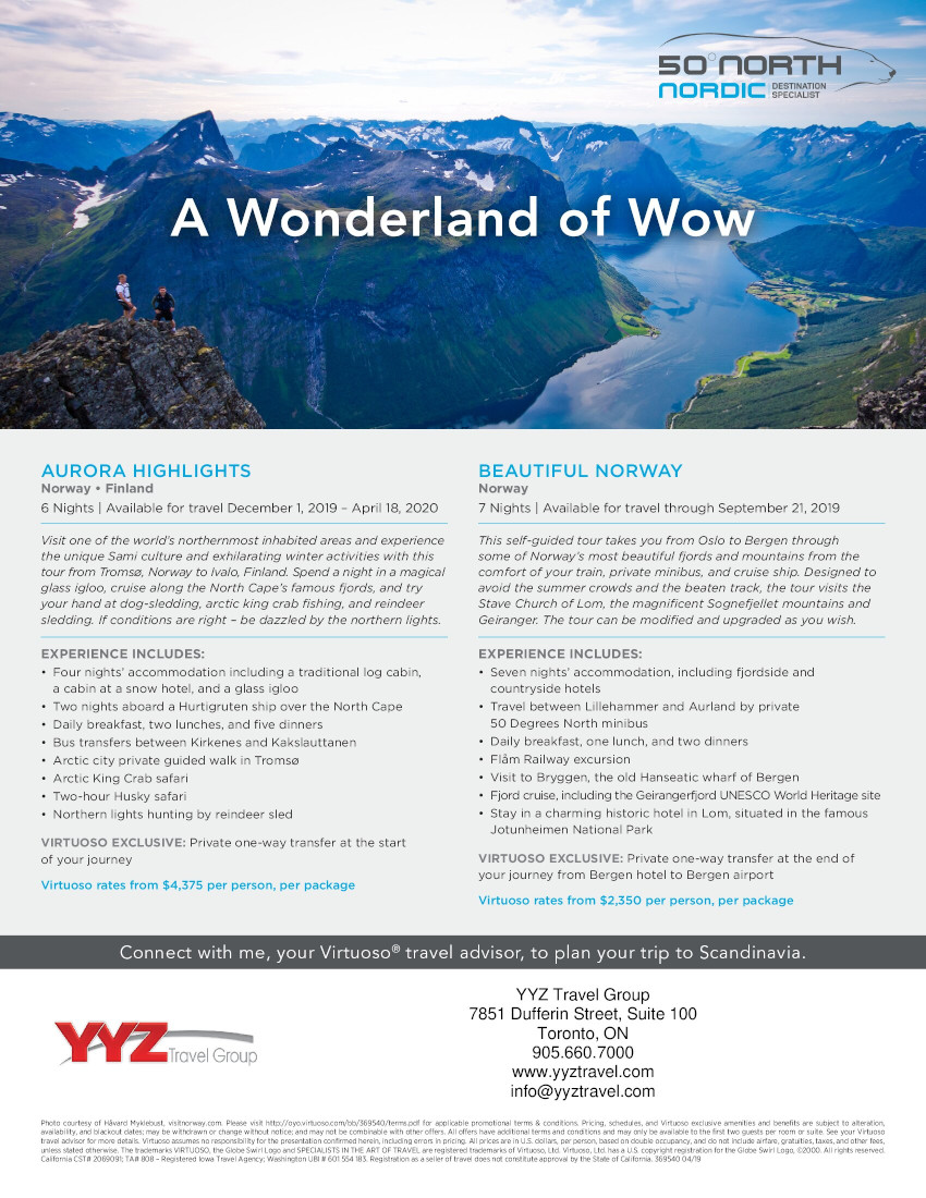 A Wonderland of WOW