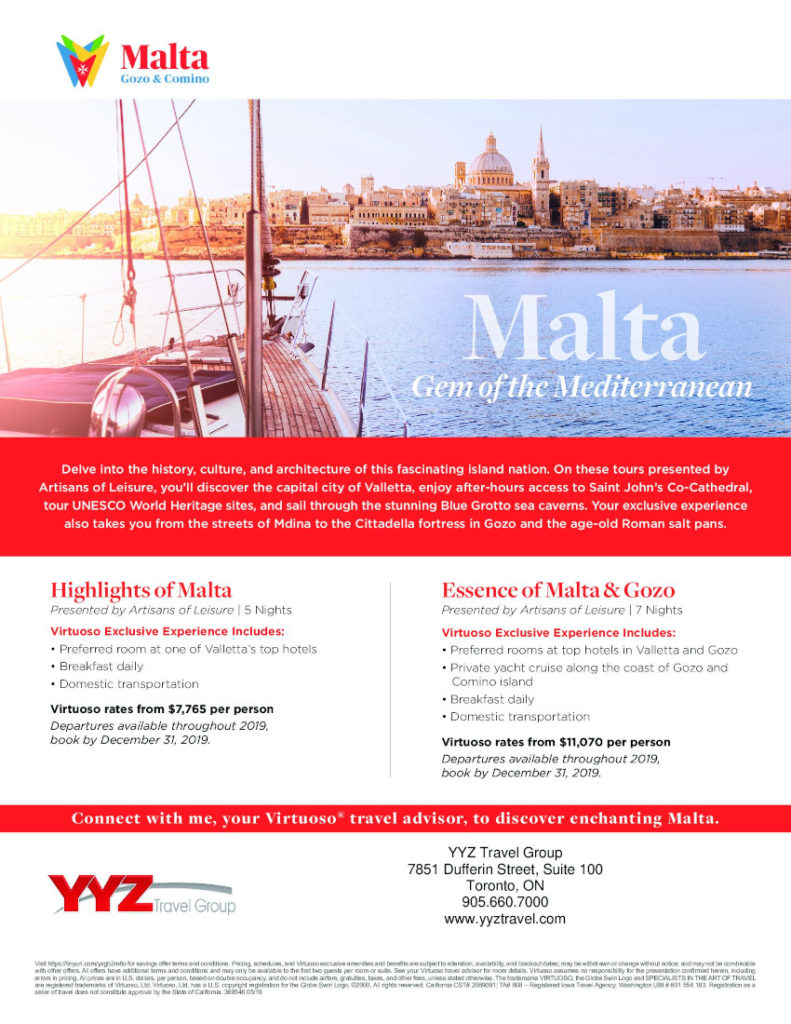 Malta Gem of the Mediterranean | Gozo & Comino
