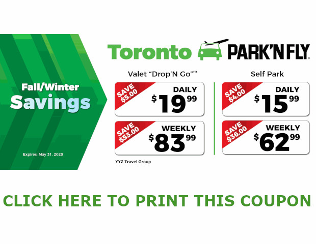 park'nfly coupon exp march 2020