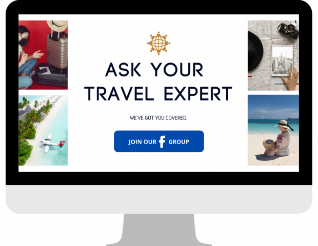 ASK YOUR TRAVEL EXPERT
